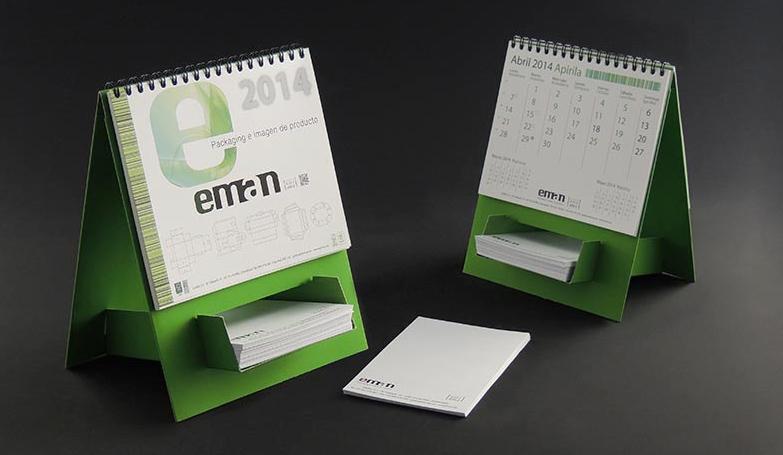 Calendario Eman 2014
