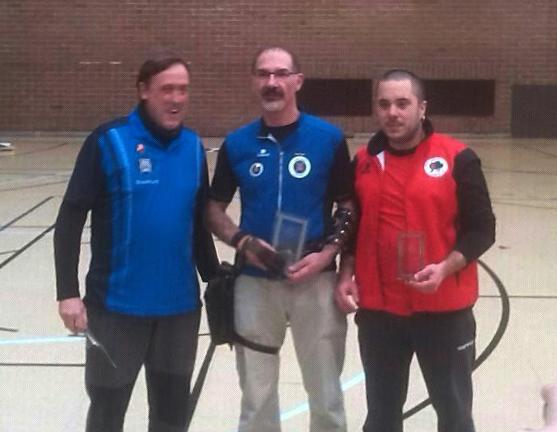 Campeonato Gipuzkoa Arco Indoor