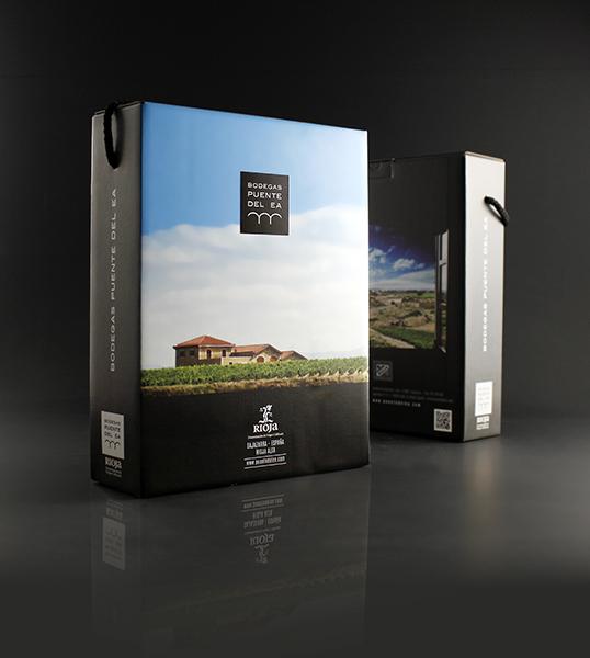 Edición especial para la bodega Puente del EA de La Rioja
