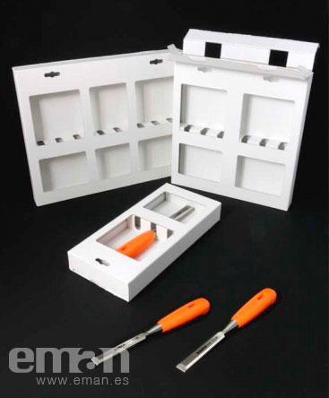 Packaging para herramientas