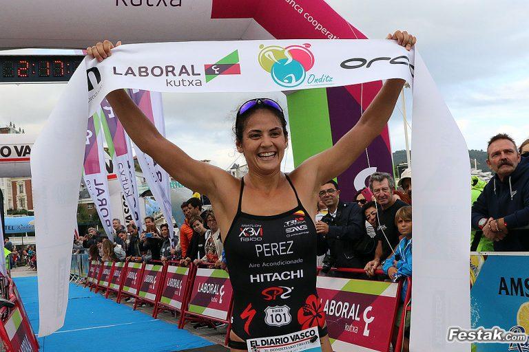 Sara Pérez ganadora 31º MEMORIAL ONDITZ